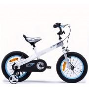"""Dječji bicikl Button 12"""" - plavi"""