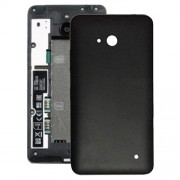iPartsBuy Battery Back Cover Replacement for Microsoft Lumia 640(Black)