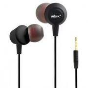 Ancient Sounds Headset Unique ergonomic design Z-05 In-Ear Headphones with universal Mic - Black
