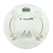 Cantar digital Hausberg HB-6000C, 150 kg, LCD, platforma sticla
