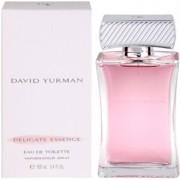 David Yurman Delicate Essence eau de toilette para mujer 100 ml