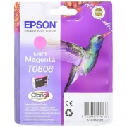 Epson T0806 Cartucho de Tinta Magenta Claro