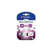 PEN DRIVE VERNATIM 97464 NANO USB 16 GB DEALE PER SOLUZIONI COMPATTE