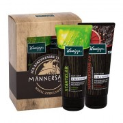Kneipp Men 2 in 1 Body Wash confezione regalo doccia gel 2v1 200 ml + doccia gel 2v1 Men Only 2.0 200 ml uomo