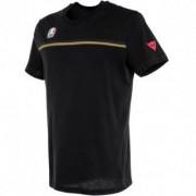 AGV Camiseta Agv Fast-7 Black / Gold