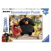PUZZLE ANGRY BIRDS, 200 PIESE - RAVENSBURGER (RVSPC12830)