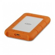 """HDD EXTERNAL 2.5"""", 2000GB, Lacie Rugged, Thunderbolt 3, USB 3.1, integrated cable (STFS2000800)"""