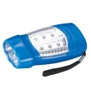 YJ-7588- акумулаторен LED фенер с 6+3 LED диода