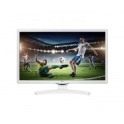 "Lg Monitor tv led lg 24"" 24tk410v 1366 x 768 5ms tdt hdmi usb blanco"