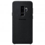 Samsung Galaxy S9+ Alcantara Cover EF-XG965ABEGWW - Black