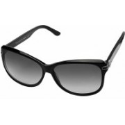 TOMMY HILFIGER Wayfarer, Cat-eye Sunglasses(Grey)
