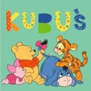 Carte educativa pentru baie Disney Winnie The Pooh 68BDF, Multicolor