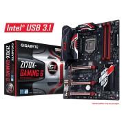 Tarjeta Madre Gigabyte GA-Z170X-GAMING 6, socket 1151, DDR4, HDMI, DP