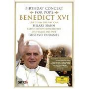PAPST Hilary Hahn & Gustavo Dudamel - Geburtstagskonzert für Papst Benedikt XVI - Preis vom 18.10.2020 04:52:00 h