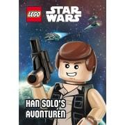 Boek LEGO Star Wars - Han Solo`s avonturen
