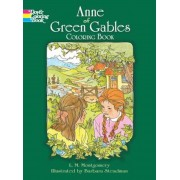 Anne of Green Gables Coloring Book, Paperback