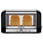 Magimix Vision toaster 2-skivor svart/stål
