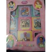 Disney Princess Set of 9 Educational Board Books ~ 9 Magical Adventures
