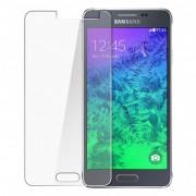 Folie Sticla Samsung Galaxy Alpha Tempered Glass Ecran Display LCD