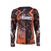 Motocross Felső W-TEC NF-5105 12166/fekete-narancs