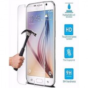 Kartik BUY 1 GET 1 FREE Tempered Glass Screen Protector for Samsung Galaxy C7 Pro