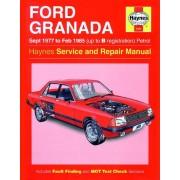 Haynes Workshop manual Ford Granada Essence (sept 1977-février 1985) réimpression classique 0481