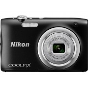 Nikon Coolpix A100 Digitalkamera 20.1 Megapixel Zoom (optisk): 5 x Svart Full HD Video