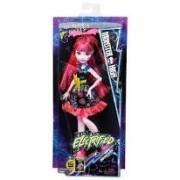 Monster High Electrified Hair Raising Ghouls Draculaura DVH67