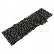 Tastatura Laptop Dell Alienware M18x R2 iluminata + CADOU