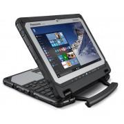"Panasonic Toughbook CF-20 1.1GHz m5-6Y57 10.1"" 1920 x 1200pixels Touchscreen Black,Silver Hybrid (2-in-1)"