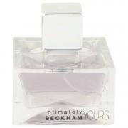 David Beckham Intimately Beckham Yours Eau De Toilette Spray (Tester) 2.5 oz / 73.93 mL Men's Fragrance 502803