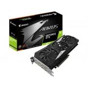 GIGA-BYTE Gigabyte GV-N166TAORUS-6GD tarjeta gráfica GeForce GTX 1660 Ti 6 GB GDDR6