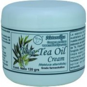 Tree Tea Oil Cream - Crema de Aceite del Arbol de Te 120grs