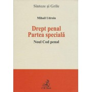 Drept penal, Partea speciala. Noul Cod penal 2014