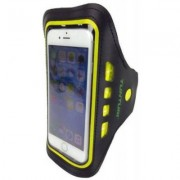 Tunturi Led Telephone Sport Armband G Yellow