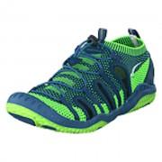 Bagheera Kinetic Blue/lime, Shoes, blå, EU 33