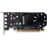 Видео карта PNY NVIDIA Quadro P620 DVI, 2GB, GDDR5, 128 bit, DVI адаптер