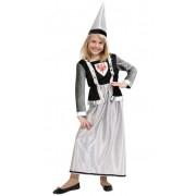 Costum pentru serbare Printesa Medievala 128 cm