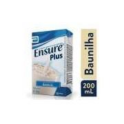 Suplemento Nutricional Ensure Plus Sabor Baunilha 200ml
