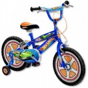 Bicicleta copii de 16 inch - Hot Wheels