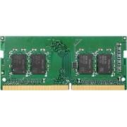 Synology 4GB DDR4-2133 non-ECC unbuffered SO-DIMM 260 pin 1.2V RAM module for NAS unit