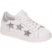 Cupcake couture Witte leren sneakers glitter Cupcake Couture maat 30