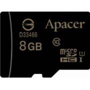Card de memorie Apacer Micro SDHC 8GB Class 10 UHS-1