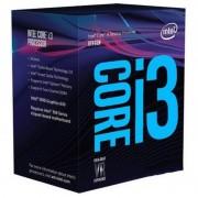 Processador Intel Core i3 8100 3.6GHz BOX BX80684I38100