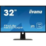 """IIYAMA ProLite XB3270QS-B1 - LED-monitor - 32"""" (31.5"""" zichtbaar) - 2560 x 1440 WQHD - IPS - 300 cd/ms - 1200:1"""
