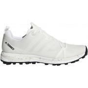 adidas TERREX Agravic Löparskor Herr vit UK 10 EU 44 2/3 2018 Trailskor