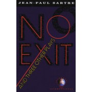 NO EXIT AND THREE OTHER PLAYS (VINTAGE I (SARTRE JEAN PAUL) (9780679725169)