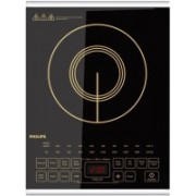 Philips hd4938/01 Induction Cooktop(Black, Jog Dial)