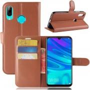 Huawei P30 Lite Hoesje - Book Case - Bruin