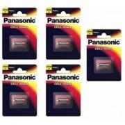 5 PilaS PANASONIC Litio LRV08 12v LR-V08PA/1b